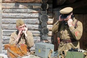"""Пермяки готовятся к """"обороне"""" Ржева"""