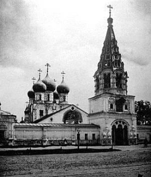 Завершена реставрация колокольни собора Рождества Богородицы в Бутырской слободе