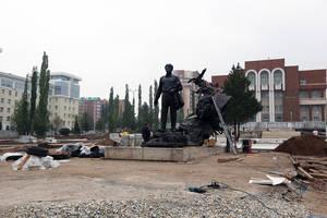 В Уфе установят памятник Мустаю Кариму