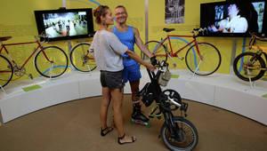 """Выставка Политеха """"Изобретая велосипед"""" открывается на ВВЦ"""